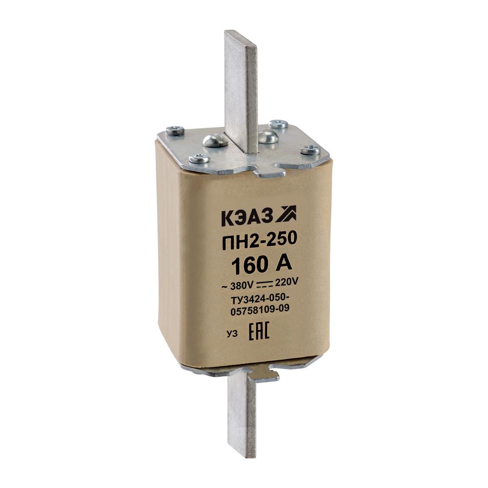 Вставка плавкая ПН2-250-125А-У3-КЭАЗ