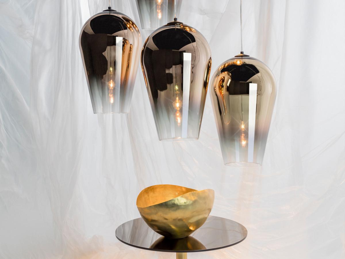 Подвесной светильник копия FADE by Tom Dixon (бронзовый)