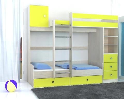 Кровать  АТАМИ левая