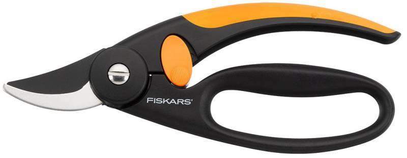 Секатор Fiskars P44 плоскостной, 20 см