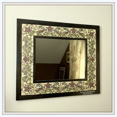 Зеркало интерьерное 80/70см