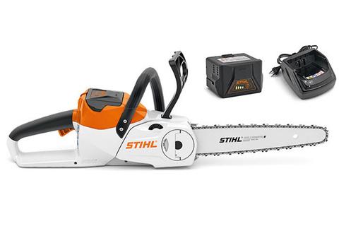 Пила аккумуляторная Stihl MSA 120 C-BQ с аккумулятором и зарядным устройством