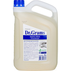 Мыло-пена Dr.Grams Увлажняющее для пенных диспенсеров 5 л