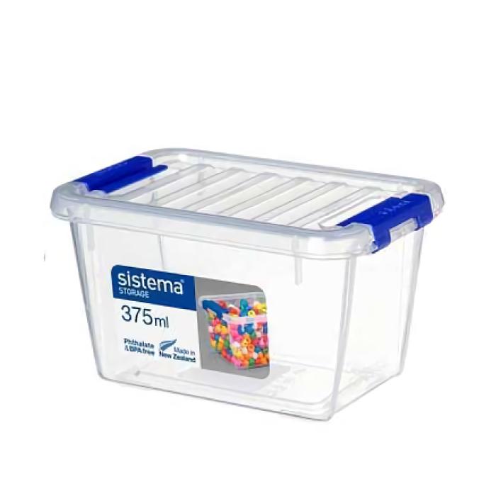 "Контейнер для хранения Sistema ""Storage"" 375 мл"