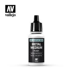 Разбавитель Vallejo Game Color Effects Metal Medium 17мл.