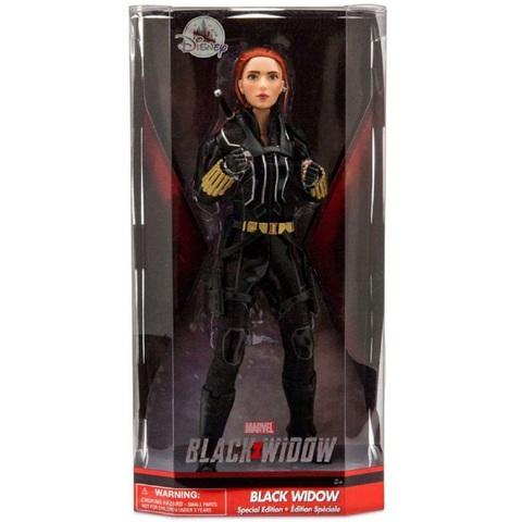 Кукла Черная Вдова 27 см Специальный Выпуск Марвел