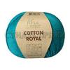 Пряжа Fibranatura Cotton Royal 18-727 (Изумруд)