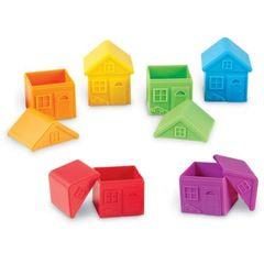 LER3370 Домики для сортировки (12 элементов) Learning Resources
