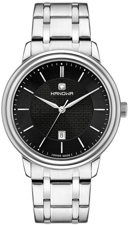 Мужские часы Hanowa Emil 16-5087.04.007 silver