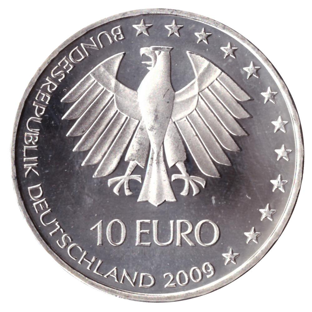 10 евро 2009 год Чемпионат мира по легкой атлетике 2009 год в Берлине, Германия