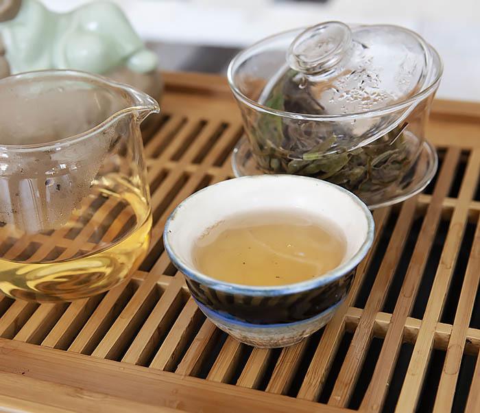 TEA-CH125 Китайский белый чай «Белый Пион» (Бай Му Дань, 50 гр) фото 13