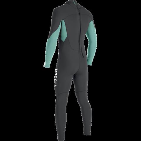 VISSLA 7 Seas 3/2 Boys Back Zip Full Suit
