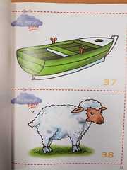 Set Sail 2. Picture Flashcards. Раздаточный материал совместимый с Spotlight 2