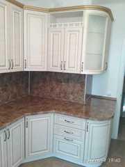 Кухня угловая 4