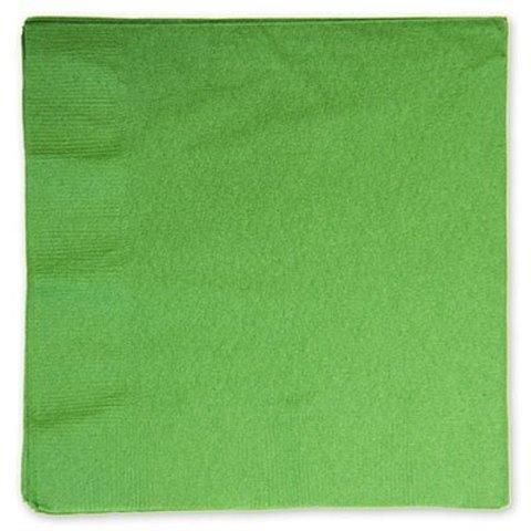 Салфетка Festive Green 33см 16шт/А