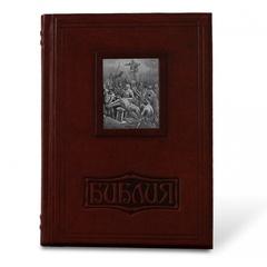 Библия в Гравюрах Гюстава Доре с ляссе