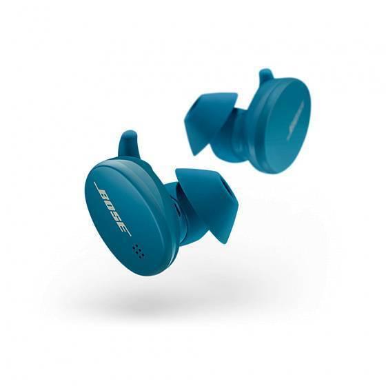 Bose Sport Earbuds Беспроводные наушники Bose Sport Earbuds Baltic Blue (Синий) blue1.jpeg