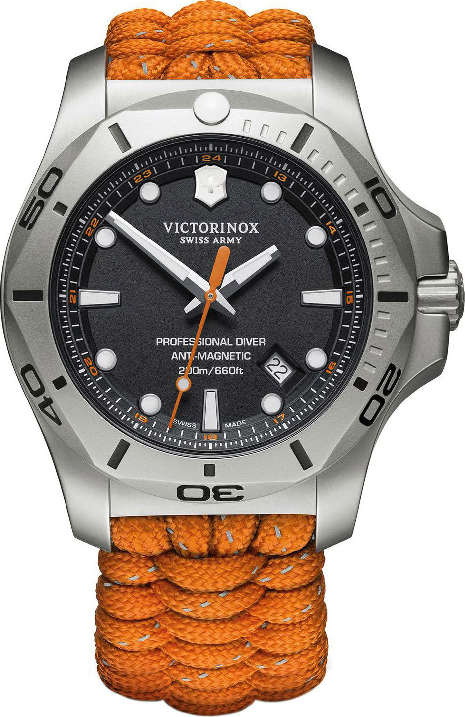Мужские часы Victorinox I.N.O.X. Professional Diver 241845