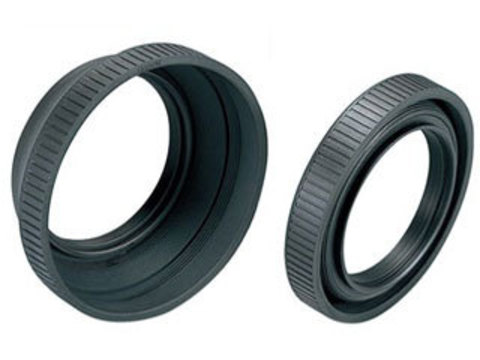 Каучуковая резьбовая бленда Yuenu Rubber Lens Hood UN-5152 52mm