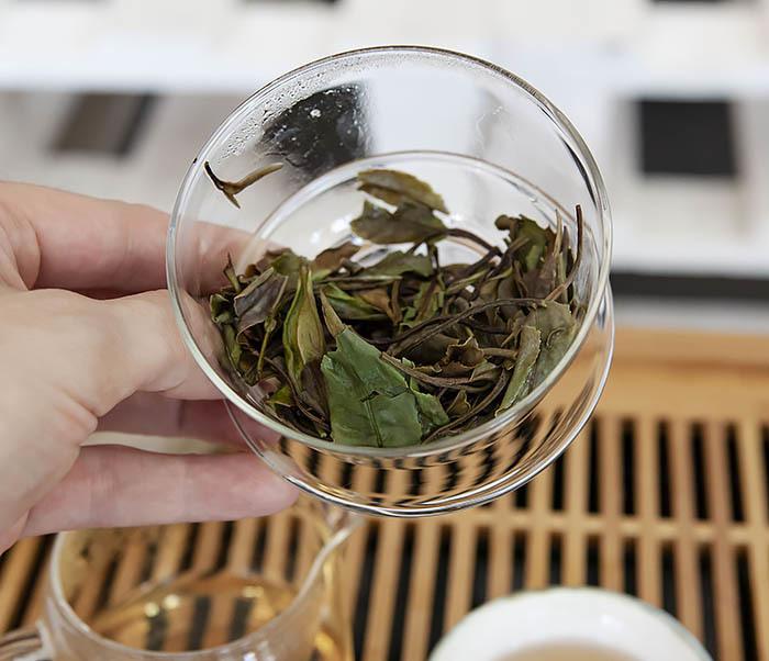 TEA-CH125 Китайский белый чай «Белый Пион» (Бай Му Дань, 50 гр) фото 14