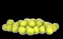 Бойлы насадочные плавающие Sonik Baits PINEAPPLE Fluo Pop-ups 11мм 50мл (Ананас)