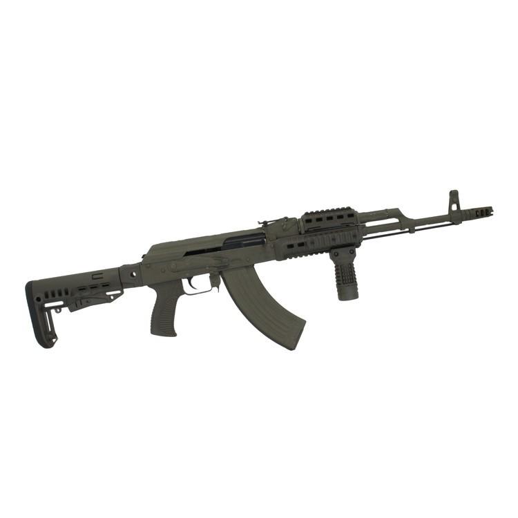 Эргономичная рукоять АК 47/74, DLG Tactical - в сборе