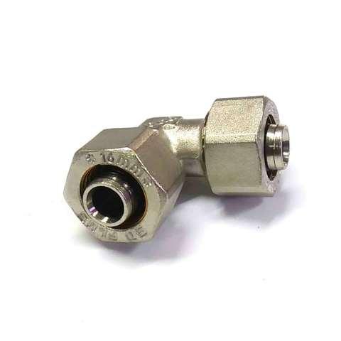 Угол обжимной для металлопластиковых труб 16 мм SD Plus
