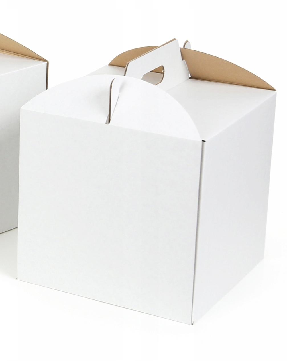 Коробка-чемодан 26х26х30см без окна