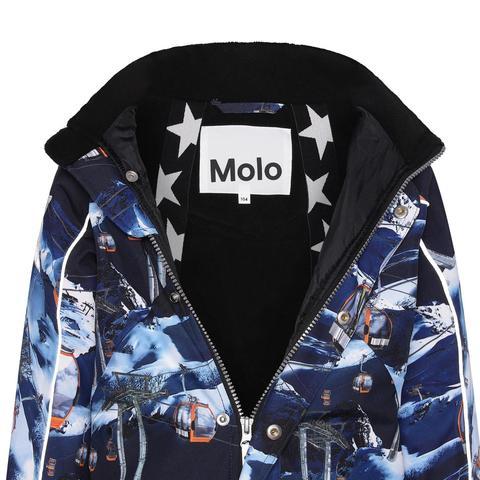 Molo (Моло) Polaris Way Up зимний комбинезон унисекс