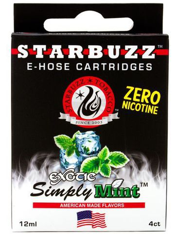 Картриджи Starbuzz - Simply Mint