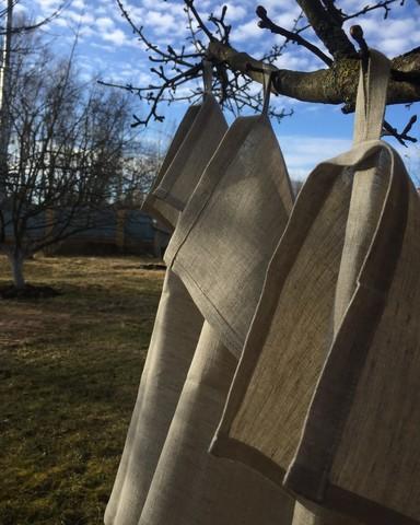Полотенце льняное Рейкьявик 40 х 60 см