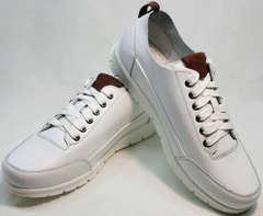 Мужские кроссовки на каждый день Faber 193909-3 White.