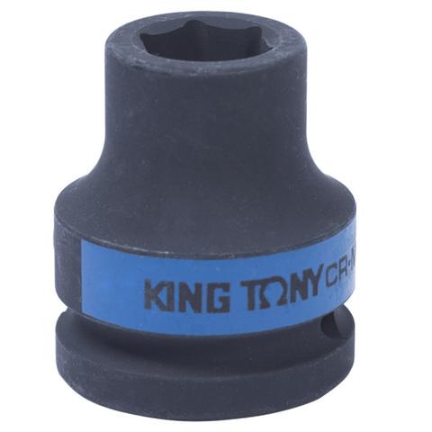 KING TONY (653513M) Головка торцевая ударная шестигранная 3/4