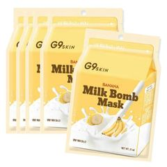 Маска для лица тканевая G9 Skin с экстрактом банана 21 мл