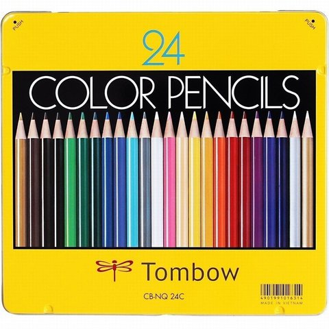 Цветные карандаши Tombow Color Pencil (24 шт)