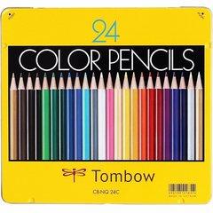 Цветные карандаши Tombow Color Pencil (24 шт)