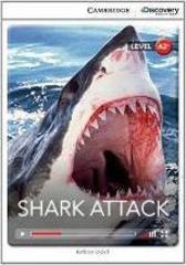 Shark Attack Bk +Online Access