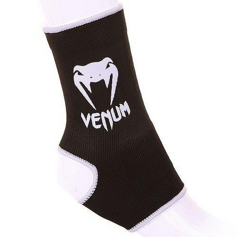 Суппорт Venum Ankle Support Guard - Muay Thai Kick Boxing Black