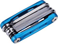 Мультитул велосипедный BBB PrimeFold S Blue/Silver - 2