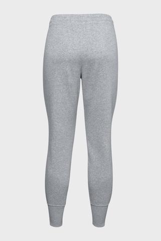 Женские серые спортивные брюки Rival Fleece Joggers Under Armour