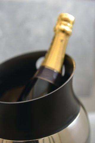 Ведерко для охлаждения шампанского Zeno