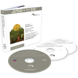 Judith Nelson, Emma Kirkby, Carolyn Watkinson, The Academy Of Ancient Music / Handel Messiah (2CD+Blu-ray Audio)