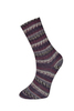 Socks bamboo HiMALAYA 120-02 (Лиловый шар)