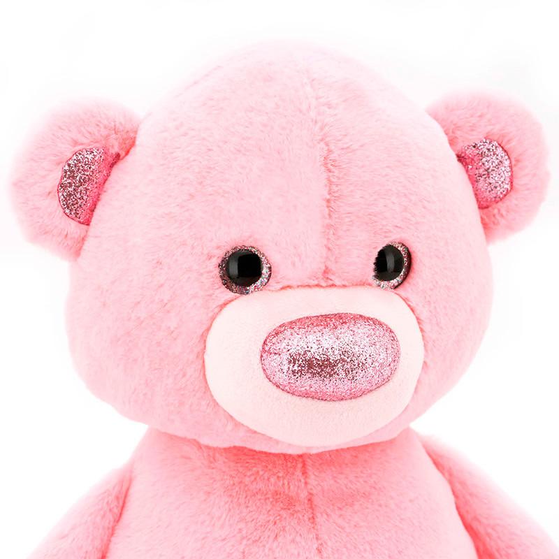 Пушистик Медвежонок розовый Orange Toys