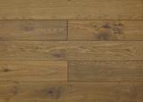 Массивная доска Amber Wood Дуб SMOKED Браш Матовый Лак (300 мм-1400 мм*125 мм*18 мм) Россия