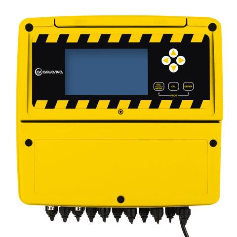 Панель управления дозацией Aquaviva K800 Control PH-RX-CL-t° / 18092