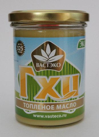 Масло топленое, Вастэко, ГХИ, банка, 200 г