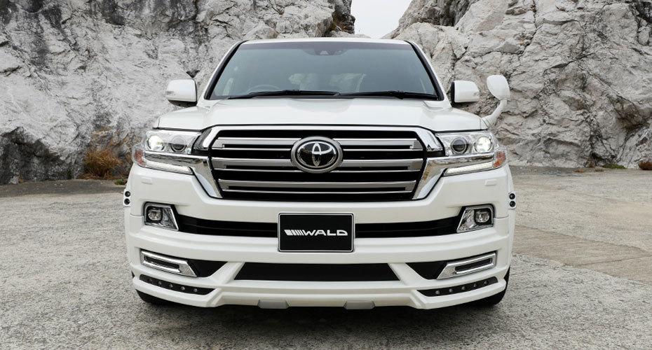 Обвес WALD для Toyota Land Cruiser 200 2016+