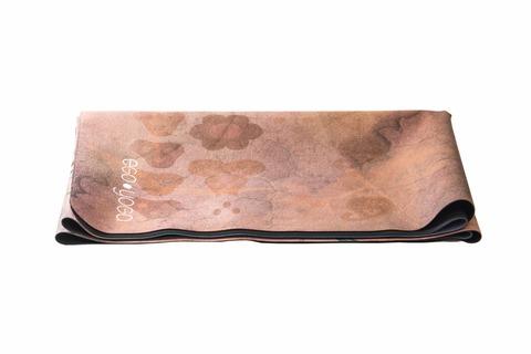 Коврик для йоги Desert 183*66*0,1/0,3 см из микрофибры и каучука