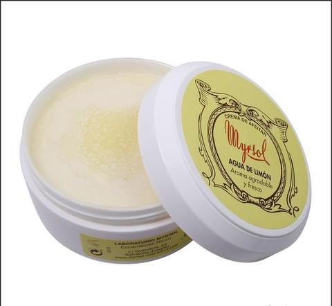 Мыло для бритья Myrsol Agua de Limon 150 гр